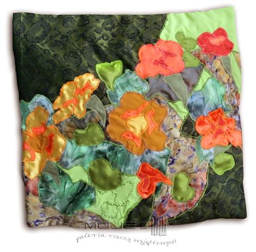 Kwiaty Jesienne Nasturcje Moje Mw Malwina Wetula